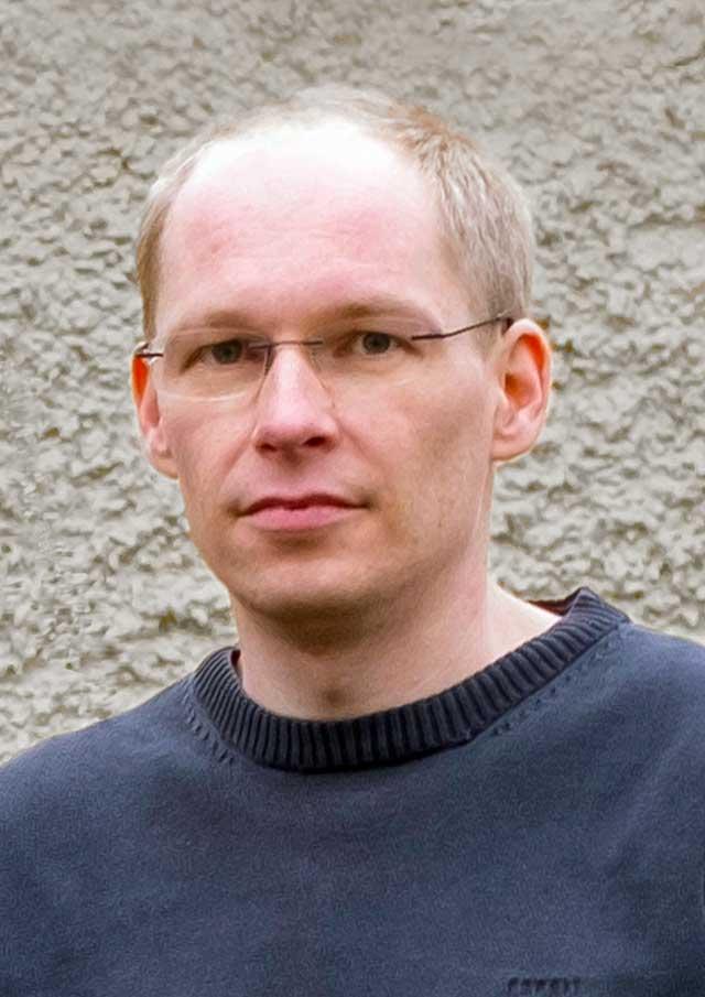Bild von Georg Erkinger, Betriebsratsvorsitzender Verein der Freunde des Grazer Volkshauses